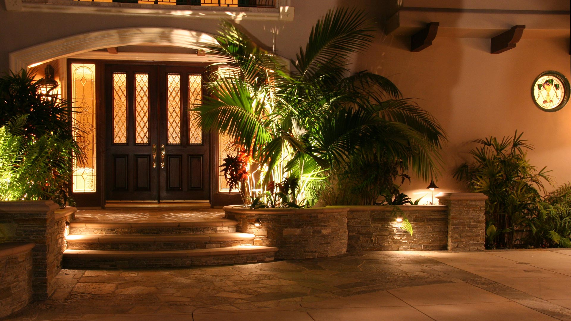 Landscape lighting services aloadofball Gallery